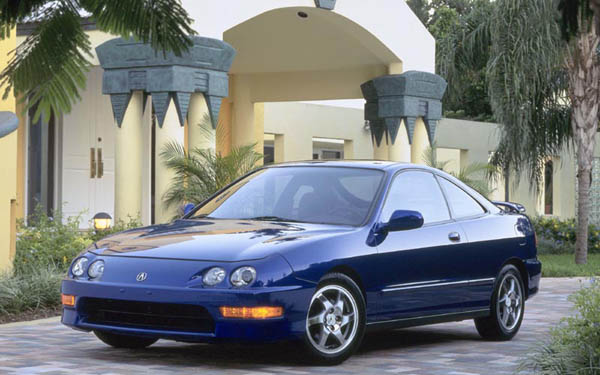 Acura Indegra Coupe 1993-2002