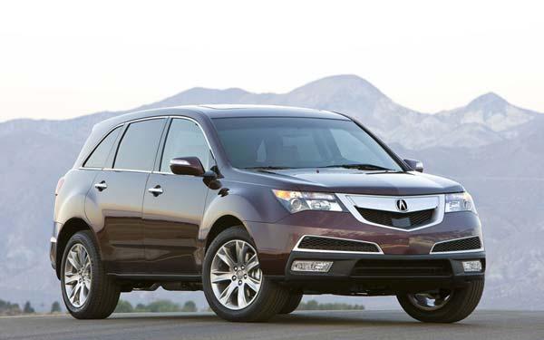 Acura MDX 2010-2013