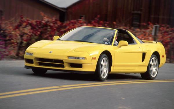 Acura NSX 1990-2001