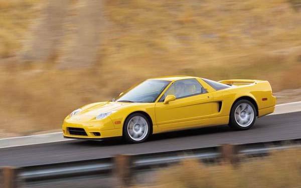 Фото Acura NSX  (2002-2005)