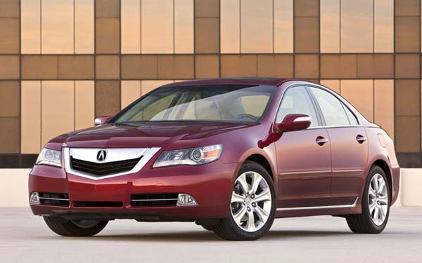 Acura RL 2008-2013