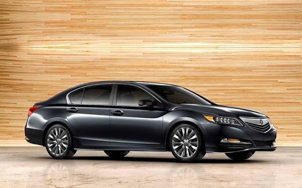 Acura RLX 2013-2017