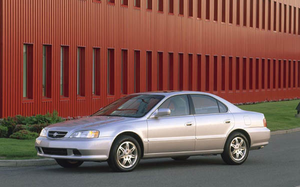 Фото Acura TL  (1999-2003)