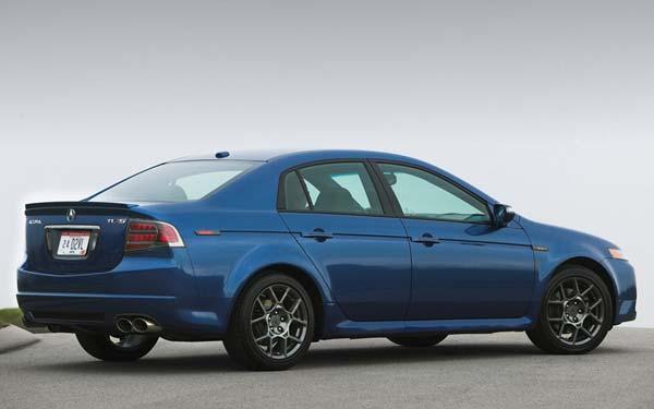 Acura TL Type-S 2007-2008
