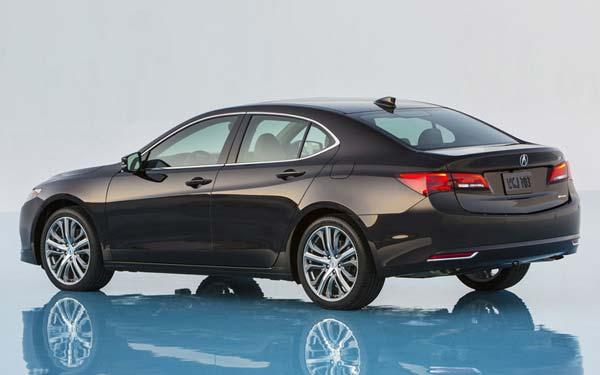 Acura TLX 2014-2017