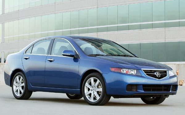Acura TSX 2003-2006