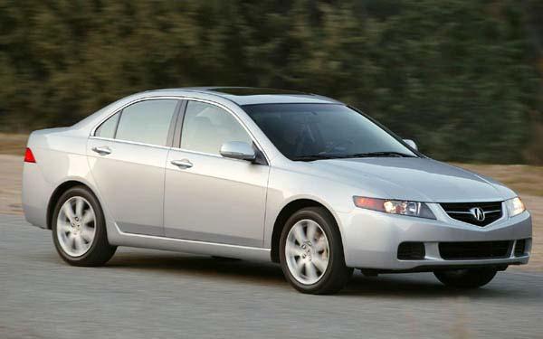 Фото Acura TSX  (2003-2006)