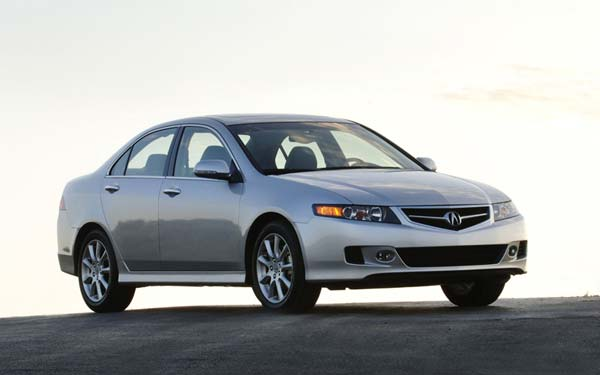 Acura TSX 2006-2008