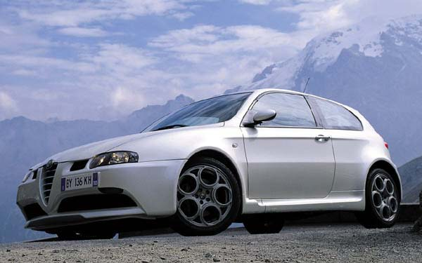 Alfa Romeo 147 GTA 2000-2010