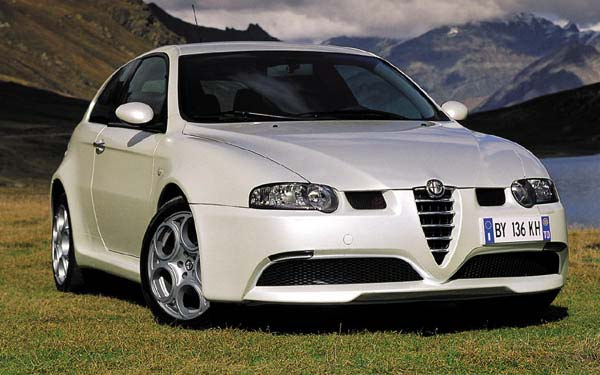 Фото Alfa Romeo 147 GTA