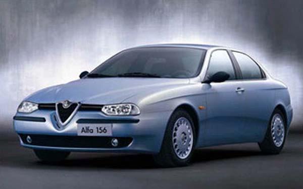 Фото Alfa Romeo 156