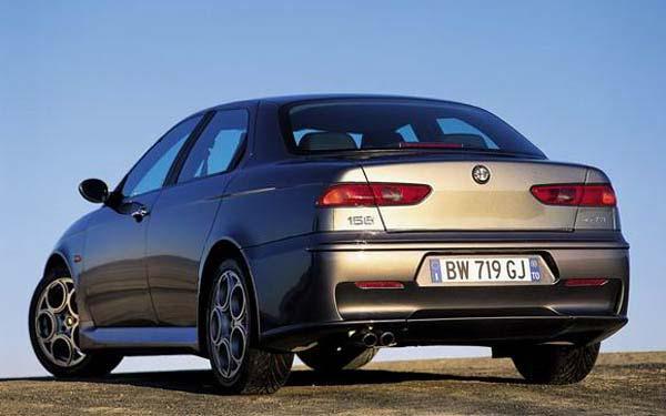 Alfa Romeo 156 GTA 2001-2005