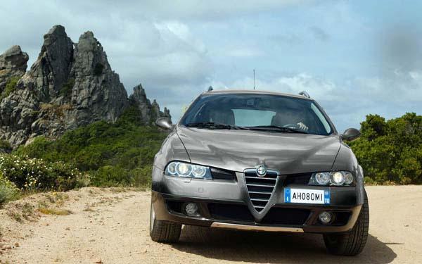 Alfa Romeo 156 Crosswagon Q4 2004-2005