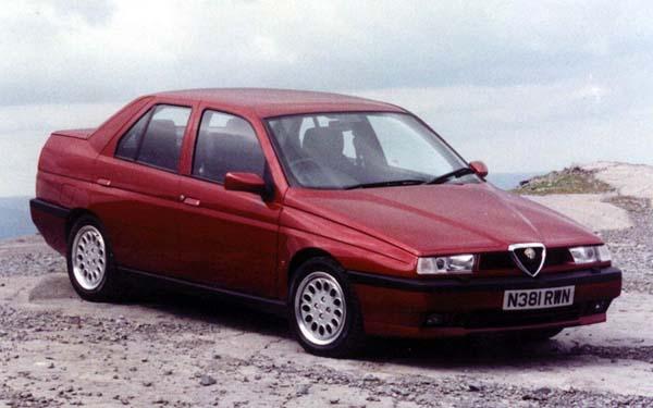Alfa Romeo 155 1996-1997
