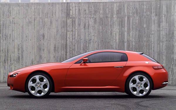 Фото Alfa Romeo Brera Concept