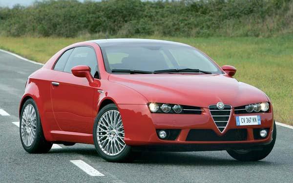 Alfa Romeo Brera 2005-2010