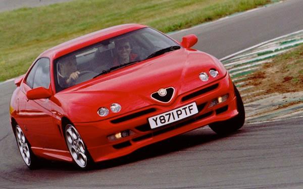 Alfa Romeo GTV 1994-2003