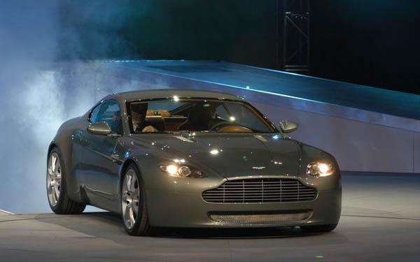 Aston Martin AMV8 Vantage Concept