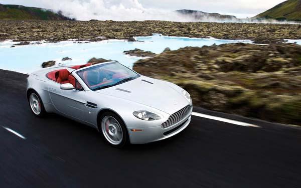 Aston Martin V8 Vantage Roadster 2007-2012