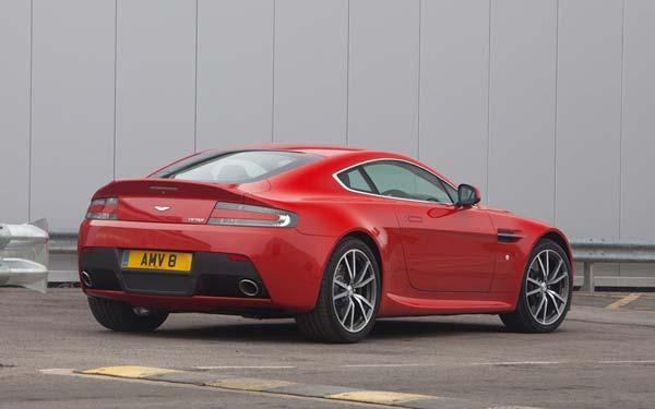Aston Martin V8 Vantage 2012-2017