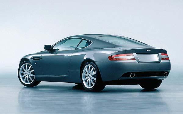 Aston Martin DB9 2004-2012
