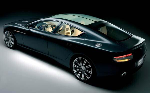 Фото Aston Martin Rapide Concept
