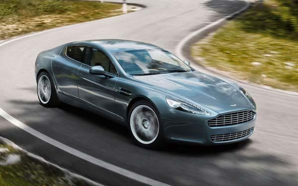 Aston Martin Rapide 2010-2012