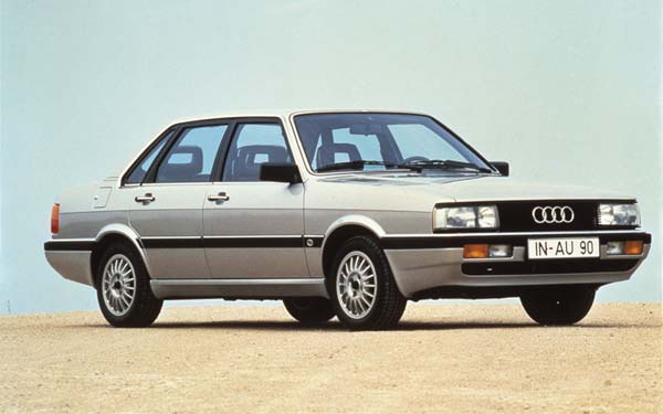 Audi 90 1986-1991