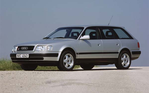 Audi 100 Avant 1991-1994
