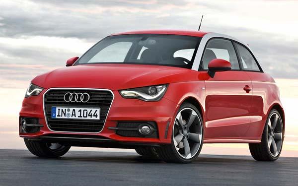 Audi A1 2010-2014