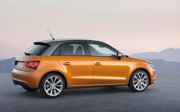 Audi A1 Sportback 2012-2014