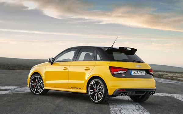 Audi S1 Sportback 2014-2018