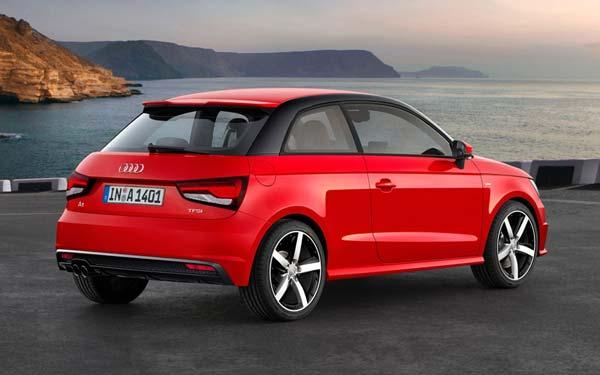 Audi A1 2014-2018