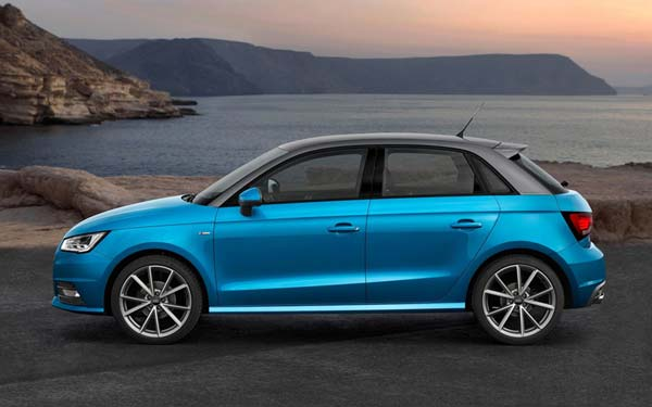Audi A1 Sportback 2014-2018