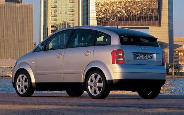 Audi A2 2000-2005