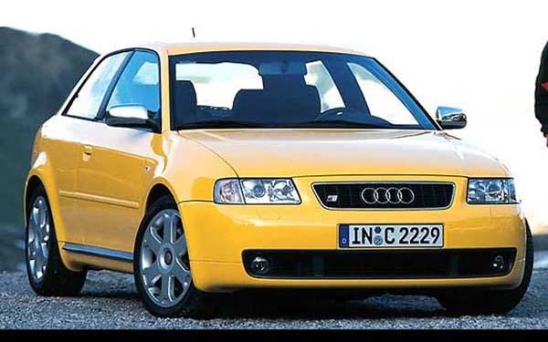 Audi S3 1999-2000