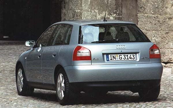 Audi A3 2000-2002