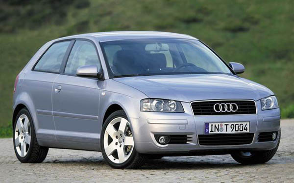 Audi A3 2003-2004