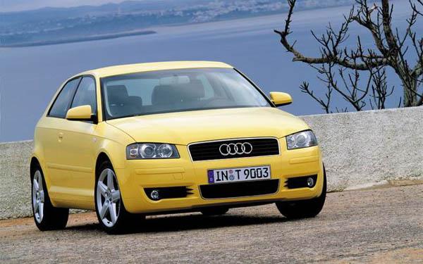 Фото Audi A3  (2003-2004)