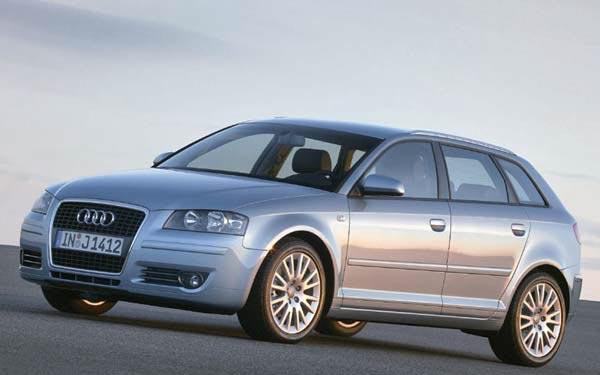 Audi A3 Sportback 2004-2008