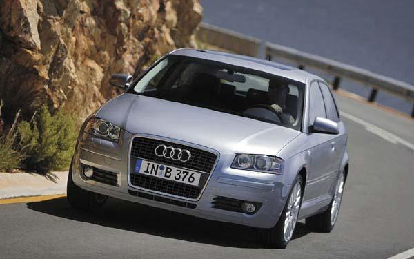 Фото Audi A3  (2005-2008)