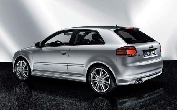 Фото Audi S3  (2006-2008)