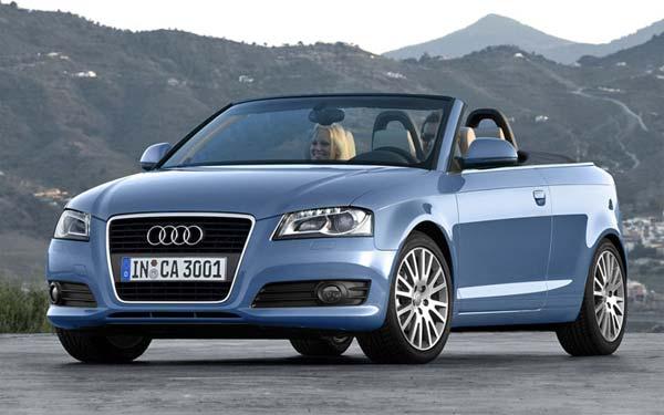 Audi A3 Cabrio 2008-2012