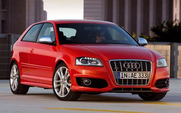 Audi S3 2008-2012