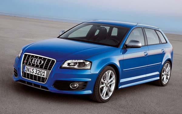 Audi S3 Sportback 2008-2012
