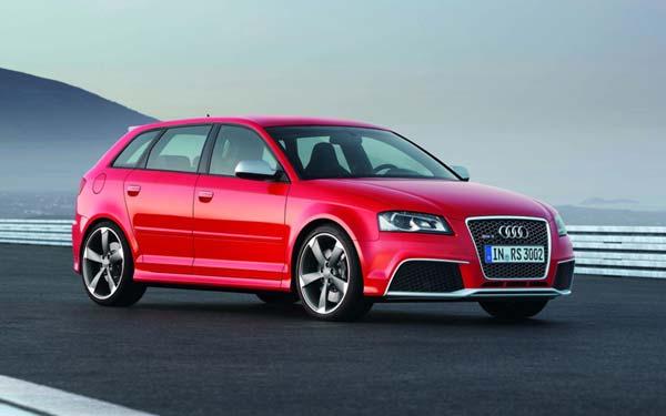 Audi RS3 Sportback 2011-2012