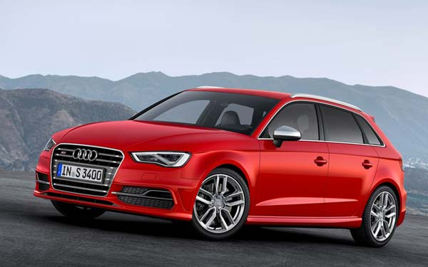 Audi S3 Sportback 2013-2016
