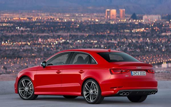 Audi S3 Sedan 2013-2016