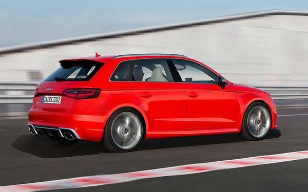 Фото Audi RS3 Sportback (2015-2016)