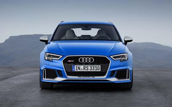 Фото Audi RS3 Sportback